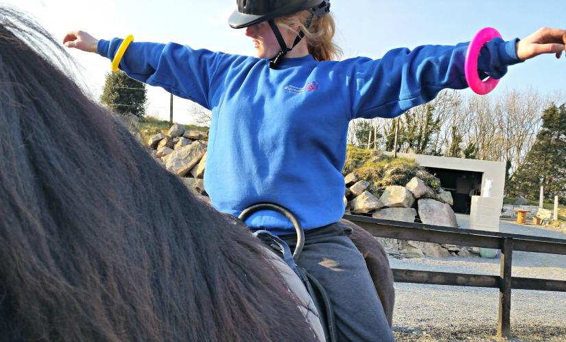 Therapeutic Horse-riding, Galway, Horses-connect