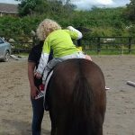 therapeutic horse-riding galway
